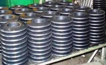 Изготовление виброизоляторов конвейерных роликов